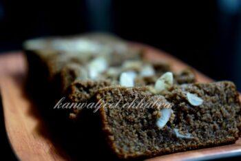 Eggless Multigrain Flour Chocolate Cake - Plattershare - Recipes, Food Stories And Food Enthusiasts