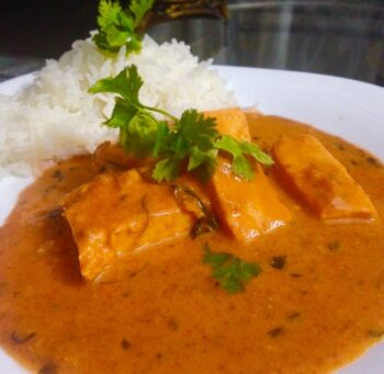Paneer Butter Masala - Plattershare - Recipes, Food Stories And Food Enthusiasts