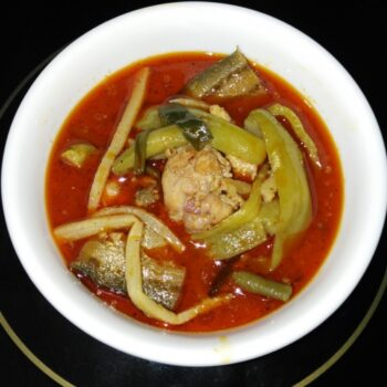 Red Paste Curry (Dinner Recipe) - Plattershare - Recipes, Food Stories And Food Enthusiasts