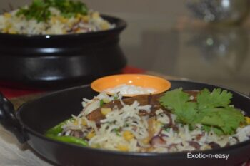 Channa Dal Rice - Plattershare - Recipes, Food Stories And Food Enthusiasts