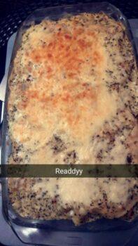 Veg Lasagne - Plattershare - Recipes, Food Stories And Food Enthusiasts