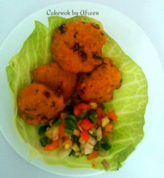 Falafel - Plattershare - Recipes, Food Stories And Food Enthusiasts