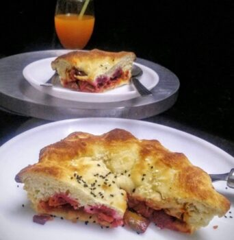 Beetroot Soft Bread - Plattershare - Recipes, Food Stories And Food Enthusiasts
