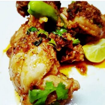 Lemon Garlic Chicken - Plattershare - Recipes, Food Stories And Food Enthusiasts