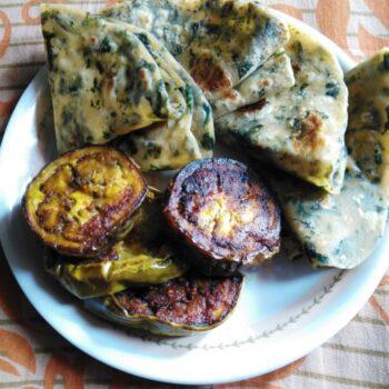 Fenugreek Paratha (Bengali) - Plattershare - Recipes, Food Stories And Food Enthusiasts