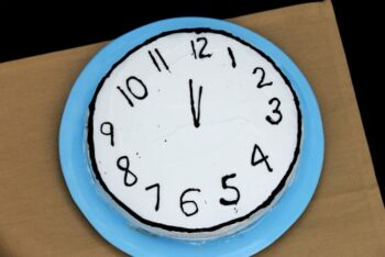 Countdown To Midnight Chocolate Cake - Plattershare - Recipes, Food Stories And Food Enthusiasts