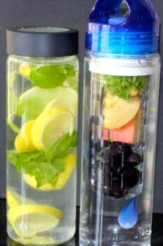 Infused Water For Detox/Hydration/Weight Loss - Plattershare - Recipes, Food Stories And Food Enthusiasts