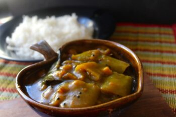 Pulikachal (A Delicious Ginger,Chilli And Tamarind Sauce) - Plattershare - Recipes, Food Stories And Food Enthusiasts
