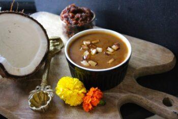 Chakka Pradhaman (Ripe Jackfruit Kheer) - Plattershare - Recipes, Food Stories And Food Enthusiasts