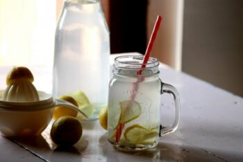 Detoxifying Lemon Ginger Drink - Weight Loss - Plattershare - Recipes, Food Stories And Food Enthusiasts