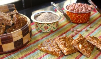 Peanut And Til Chikki (Peanut Brittle With Sesame Seeds) - Plattershare - Recipes, Food Stories And Food Enthusiasts