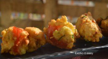 Dal Vegetable Pakora - Plattershare - Recipes, Food Stories And Food Enthusiasts