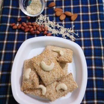 Sesame Sweet (Makar Shankranti) - Plattershare - Recipes, Food Stories And Food Enthusiasts