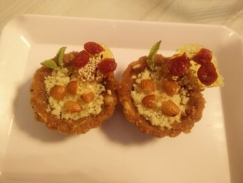 Lohri Tartlets - Plattershare - Recipes, Food Stories And Food Enthusiasts
