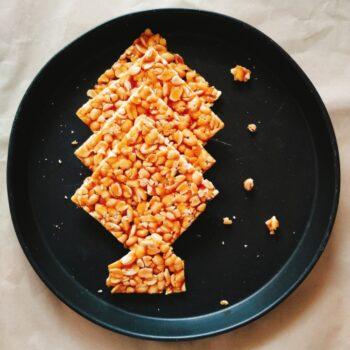 Peanut Chikkis - Plattershare - Recipes, Food Stories And Food Enthusiasts