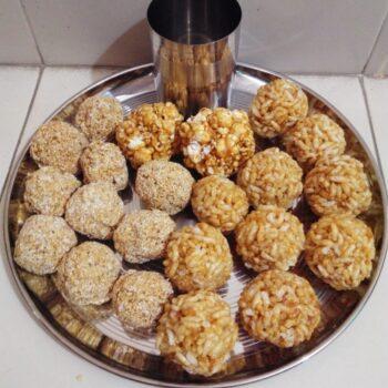 Moaa (Makar Shankranti) - Plattershare - Recipes, Food Stories And Food Enthusiasts