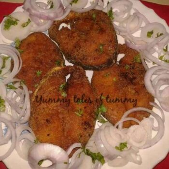 Shallow Fried Fish - Plattershare - Recipes, Food Stories And Food Enthusiasts