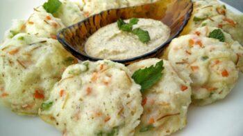 Vegetable Idli - Plattershare - Recipes, Food Stories And Food Enthusiasts