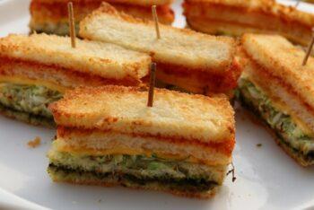 Crispy Sandwich Sticks - Plattershare - Recipes, Food Stories And Food Enthusiasts