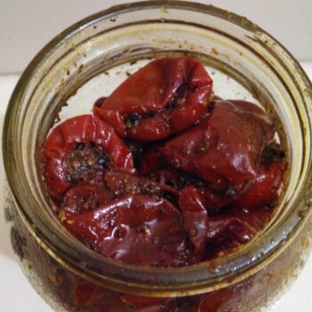 Red Chilli Pickles - Plattershare - Recipes, Food Stories And Food Enthusiasts