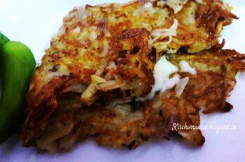 Potato Rosti - Plattershare - Recipes, Food Stories And Food Enthusiasts