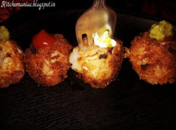 Potato Cheese Croquettes - Plattershare - Recipes, Food Stories And Food Enthusiasts