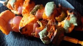 Creamy Paneer Tikka - Plattershare - Recipes, Food Stories And Food Enthusiasts