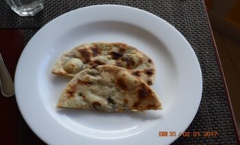 Black And White Roti - Thag Roti, Traditional Bread From Uttarakhand - Plattershare - Recipes, Food Stories And Food Enthusiasts