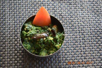 Kandalee Ka Saag - Traditional Dish Of Uttarakhand - Plattershare - Recipes, Food Stories And Food Enthusiasts