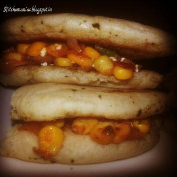Stuffed Paneer Kulcha - Plattershare - Recipes, Food Stories And Food Enthusiasts