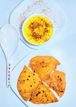 Roti Pakwans - Plattershare - Recipes, Food Stories And Food Enthusiasts