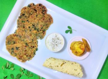 Methi Koki - Plattershare - Recipes, Food Stories And Food Enthusiasts