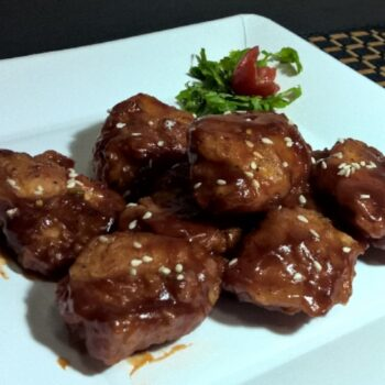 Honey Barbecue Chicken Pops - Plattershare - Recipes, Food Stories And Food Enthusiasts