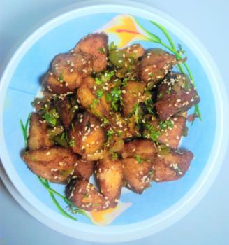 Chilli Idli - Plattershare - Recipes, Food Stories And Food Enthusiasts