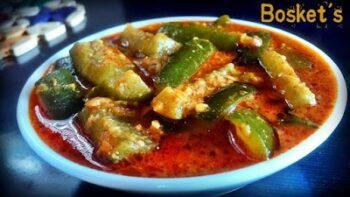Cucumber Peanut Curry (Kakadi Nu Shak) - Plattershare - Recipes, Food Stories And Food Enthusiasts