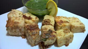 Paneer Malai Tikka - Plattershare - Recipes, Food Stories And Food Enthusiasts