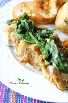Herb Infused Basa Fish Fillet In Lemon Creamy Sauce - Plattershare - Recipes, Food Stories And Food Enthusiasts