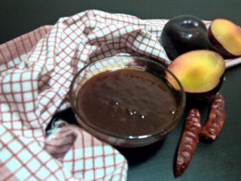 Aloo Bokra/Aloo Bukhara/Plum Chutney - Plattershare - Recipes, Food Stories And Food Enthusiasts