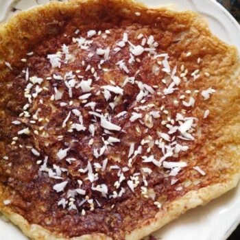 Paneer Pan Cake - Plattershare - Recipes, Food Stories And Food Enthusiasts
