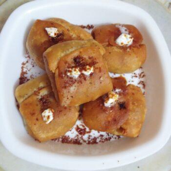 Labanga Latika With Paneer - Plattershare - Recipes, Food Stories And Food Enthusiasts