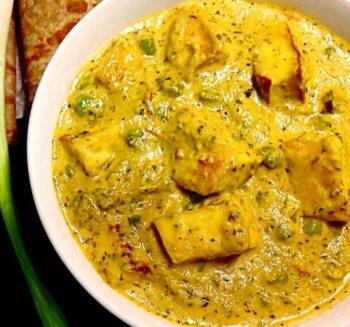 Paneer Methi Malai - Plattershare - Recipes, Food Stories And Food Enthusiasts