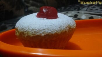 Cute Egg Less Cup Cake - Plattershare - Recipes, Food Stories And Food Enthusiasts