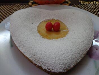 Eggless Vanilla Sponge Cake - Plattershare - Recipes, Food Stories And Food Enthusiasts