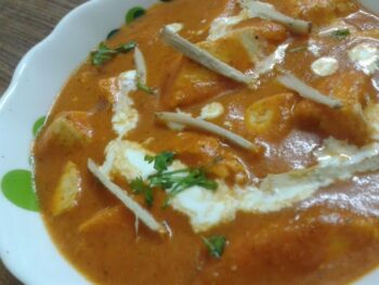 Butter Paneer - Plattershare - Recipes, Food Stories And Food Enthusiasts