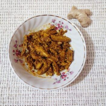 Ginger Pickles - Plattershare - Recipes, Food Stories And Food Enthusiasts