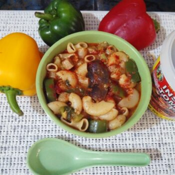 Tom Yum Macaroni - Plattershare - Recipes, Food Stories And Food Enthusiasts