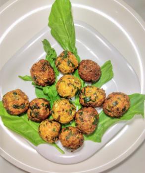Lauki Veggie Balls - Plattershare - Recipes, Food Stories And Food Enthusiasts