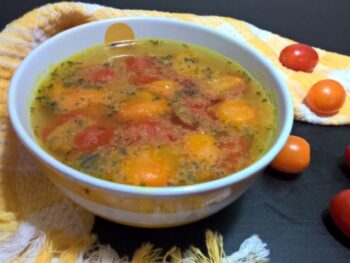 Tomato Dal (Tomato With Lentil) - Plattershare - Recipes, Food Stories And Food Enthusiasts