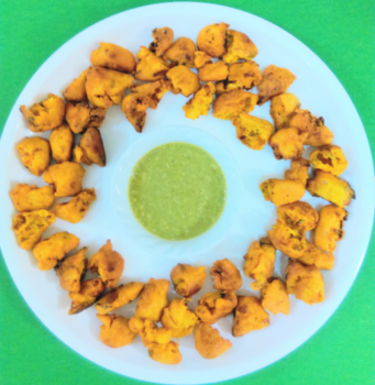 Sindhi Pakode - Plattershare - Recipes, Food Stories And Food Enthusiasts
