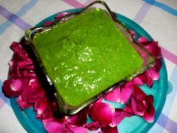 Angoor Ki Chutney - Plattershare - Recipes, Food Stories And Food Enthusiasts
